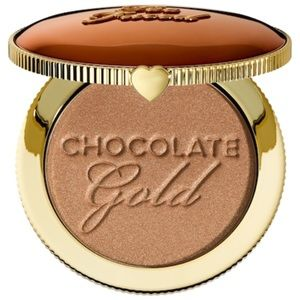 NWT Too Faced Chocolate Gold Soleil Bronzer